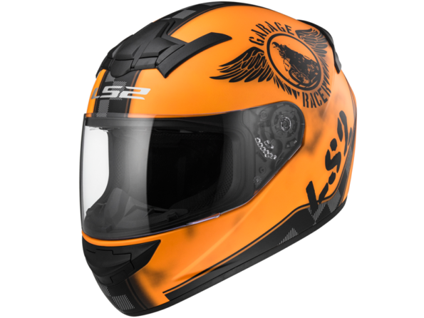 FF 352 FAN Orange