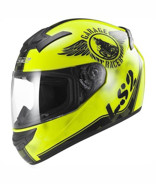 FF 352 FAN Yellow