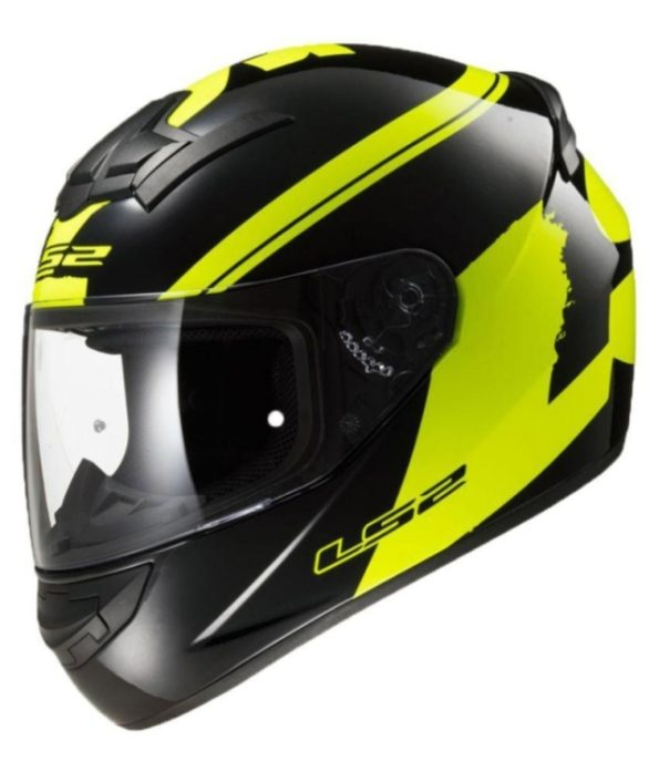FF 352 Rookie Fluo Yellow