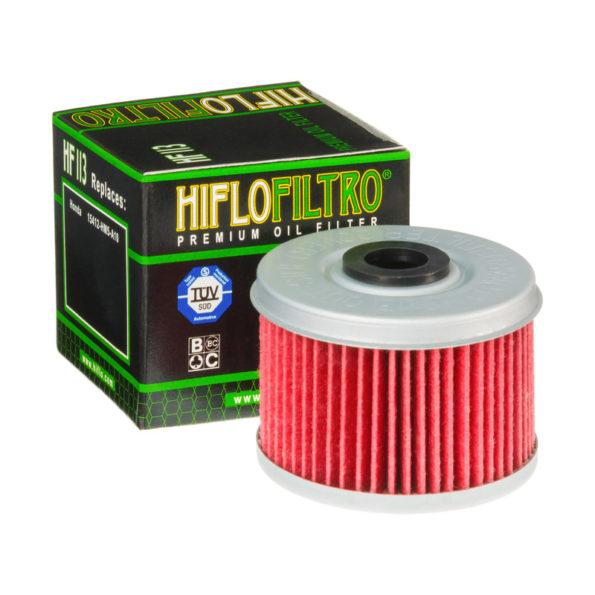 Eļļas filtrs Hiflo HF113