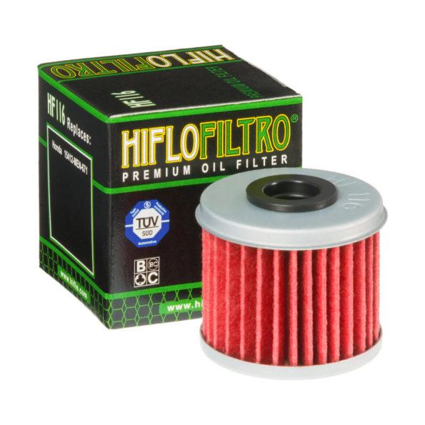 Eļļas filtrs Hiflo HF116