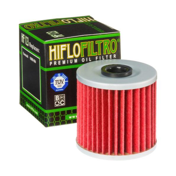Eļļas filtrs Hiflo HF123