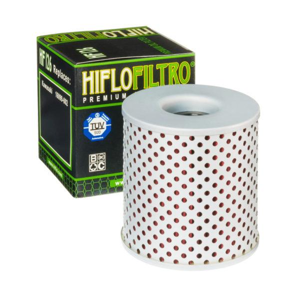 Eļļas filtrs Hiflo HF126