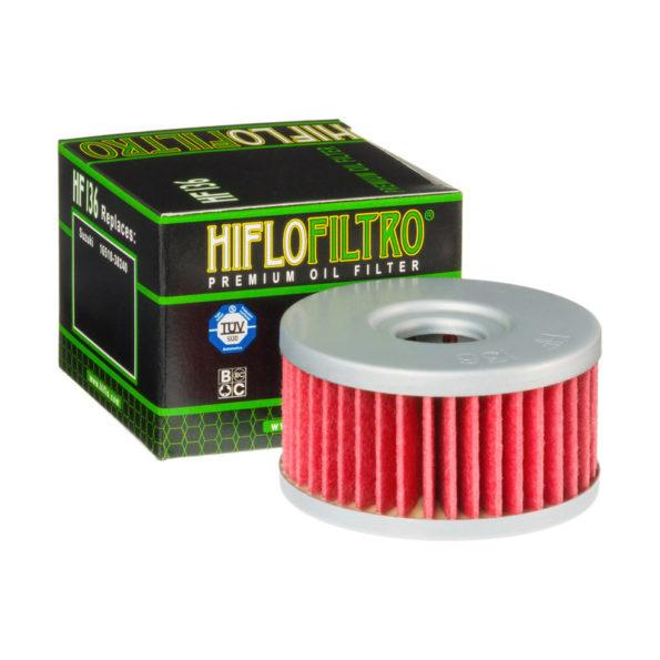Eļļas filtrs Hiflo HF136