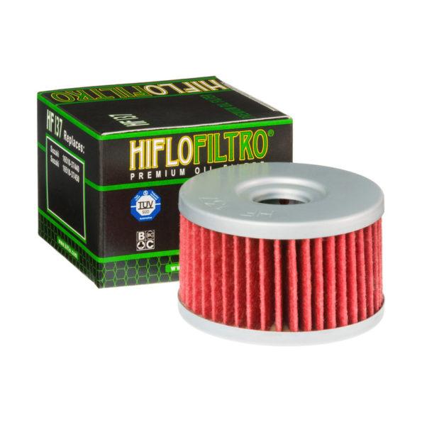 Eļļas filtrs Hiflo HF137