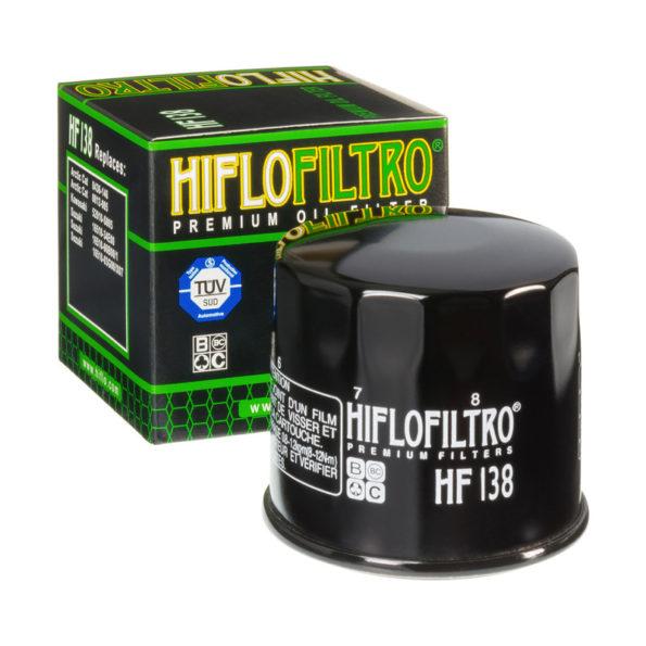 Eļļas filtrs Hiflo HF138