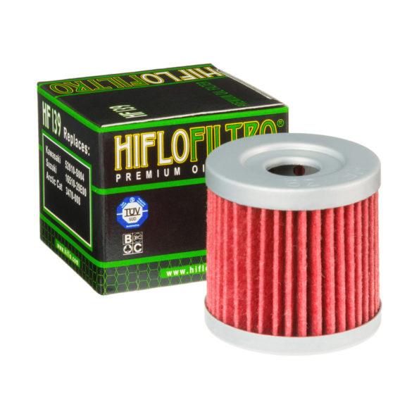 Eļļas filtrs Hiflo HF139