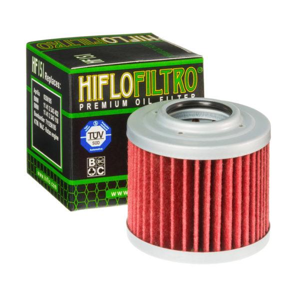 Eļļas filtrs Hiflo HF151