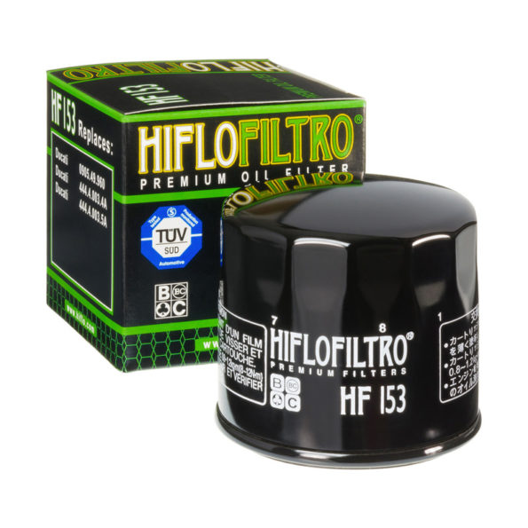 Eļļas filtrs Hiflo HF153