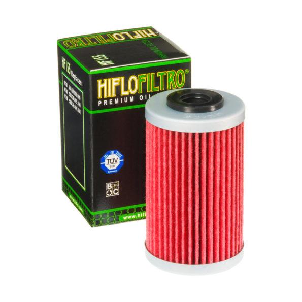 Eļļas filtrs Hiflo HF155