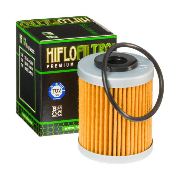 Eļļas filtrs Hiflo HF157