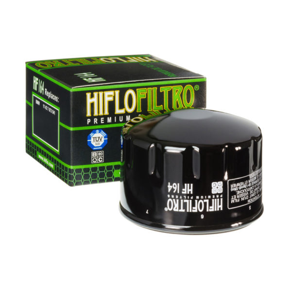 Eļļas filtrs Hiflo HF164