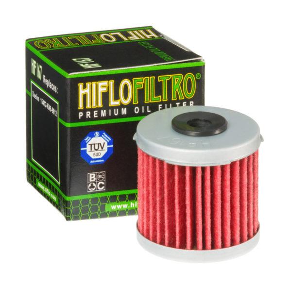 Eļļas filtrs Hiflo HF167