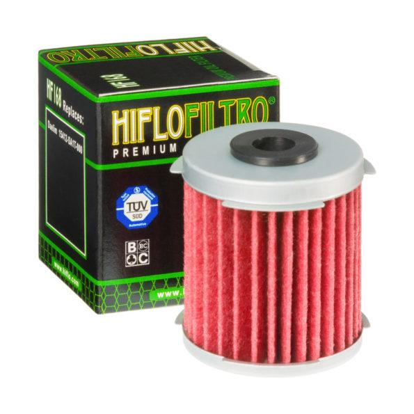 Eļļas filtrs Hiflo HF168