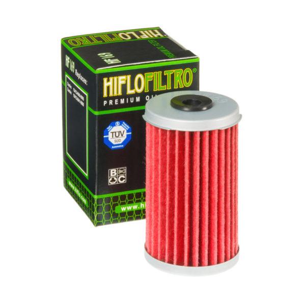 Eļļas filtrs Hiflo HF169