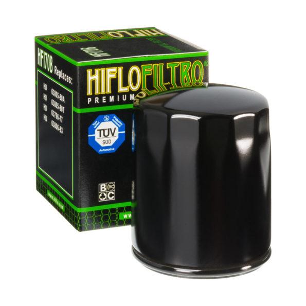Eļļas filtrs Hiflo HF170B black