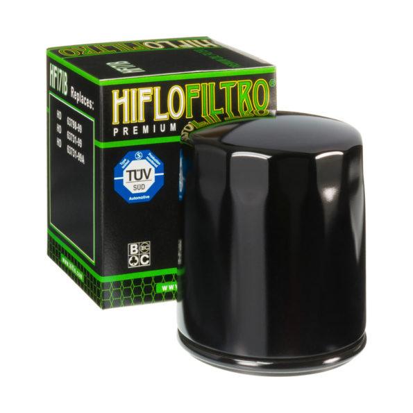 Eļļas filtrs Hiflo HF171B black