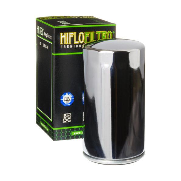 Eļļas filtrs Hiflo HF173C chrome