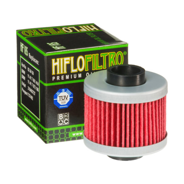 Eļļas filtrs Hiflo HF185