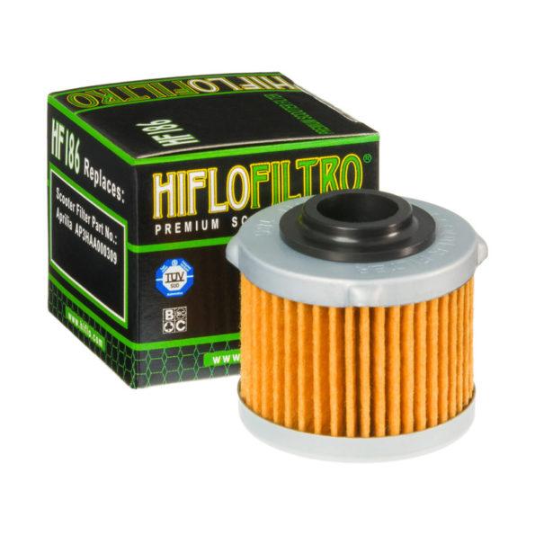 Eļļas filtrs Hiflo HF186