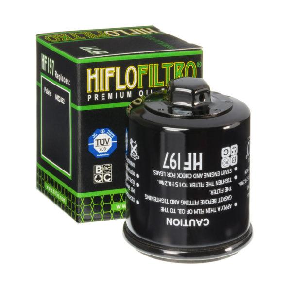 Eļļas filtrs Hiflo HF197