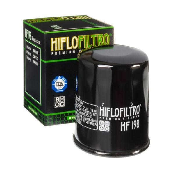 Eļļas filtrs Hiflo HF198