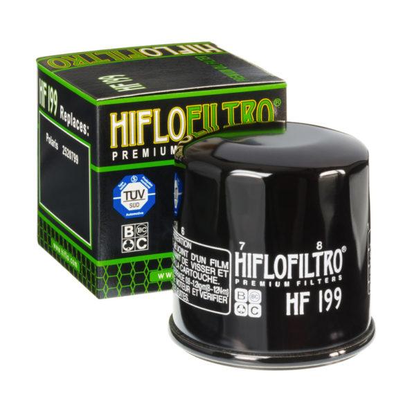 Eļļas filtrs Hiflo HF199