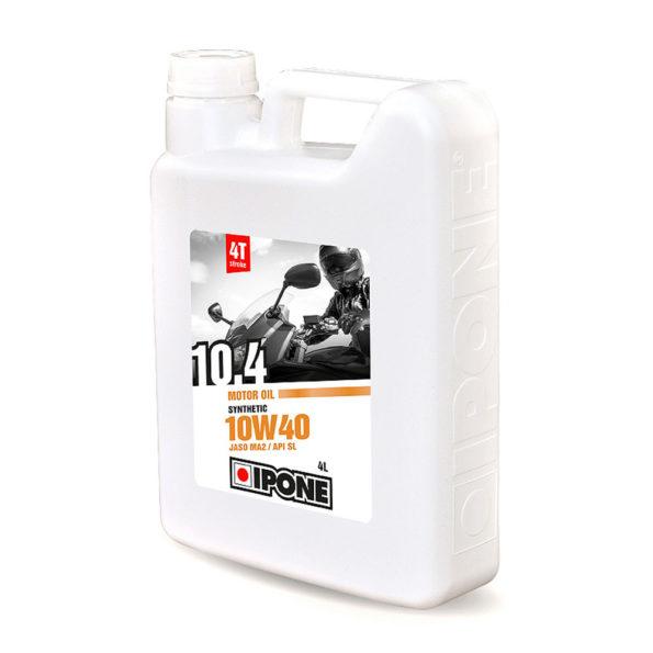 Eļla IPONE 10.4 10w40 pussintētika 4L