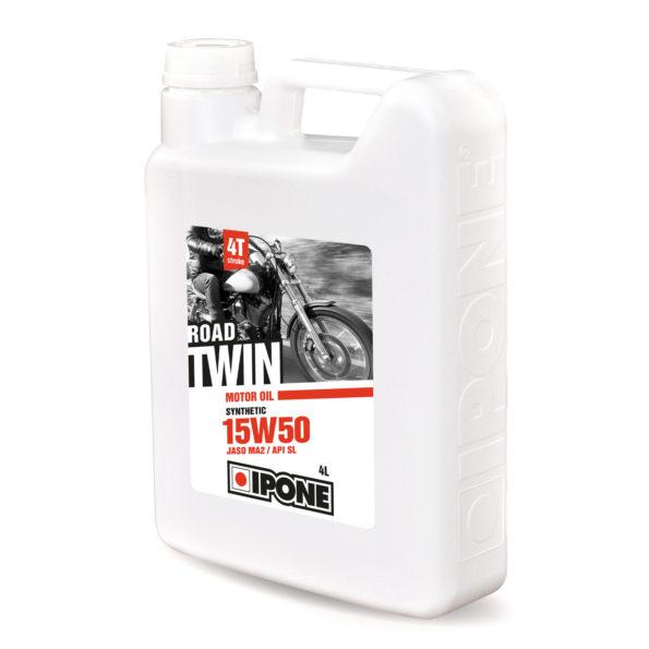 Eļla IPONE Road Twin 15w50 pussintētika 4L