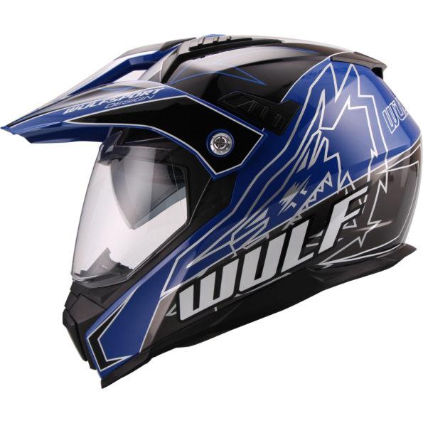 Wulfsport Prima X – dual sport – zila