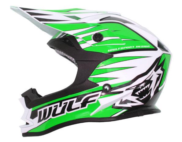 Wulfsport Advance zaļa