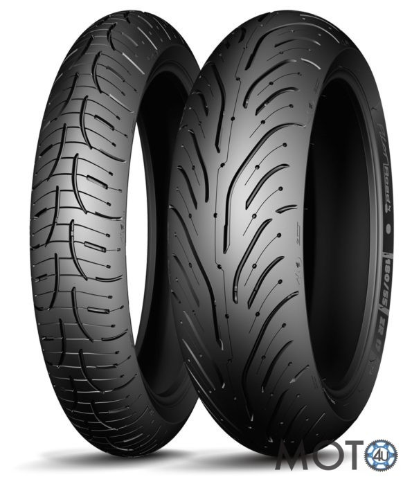 MICHELIN 180/55ZR17 PILOT ROAD 4 (73W) TL M/C