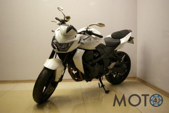 Kawasaki Z750 2011.g.