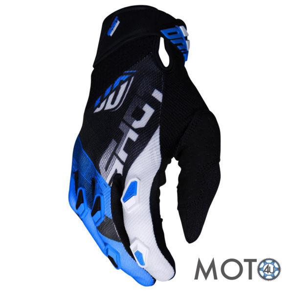 SHOT Racing Cimdi DEVO Ultimate BLACK/BLUE (2019)