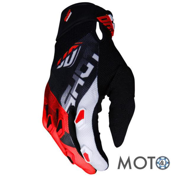 SHOT Racing Cimdi DEVO Ultimate BLACK/RED (2019)