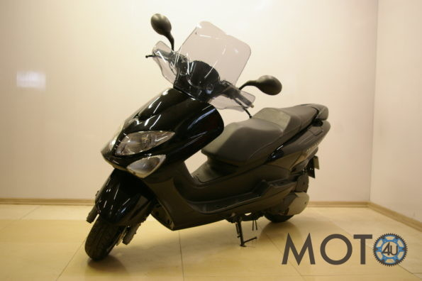 Yamaha Majesty 125 2008.g