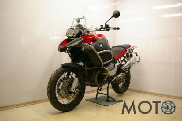 BMW R 1200 GS Adventure 2008.g./12m