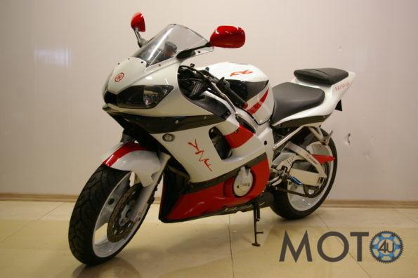 Yamaha R6 2001.g.