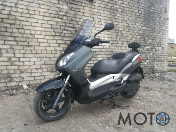 Yamaha X Max 125 2008.g