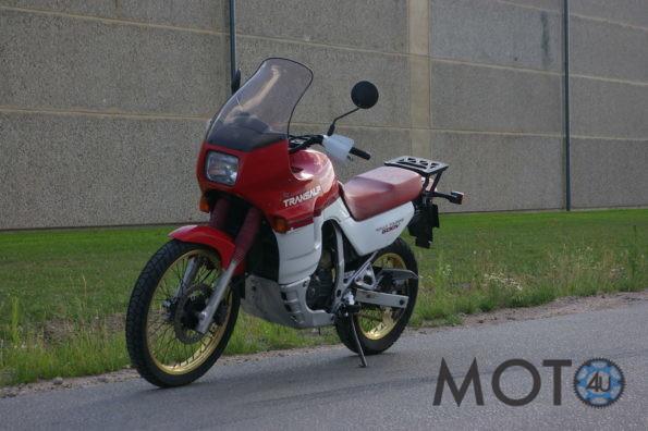 Honda XL 600 V Transalp 1989.g
