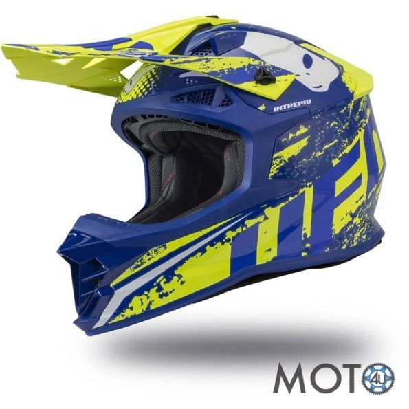 UFO INTREPID 2020 Blue/Yellow