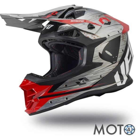 UFO INTREPID 2020 Red/Black