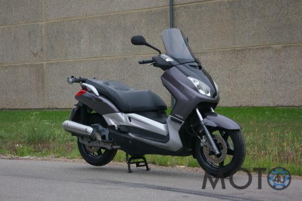 Yamaha X-max 125 2007.g