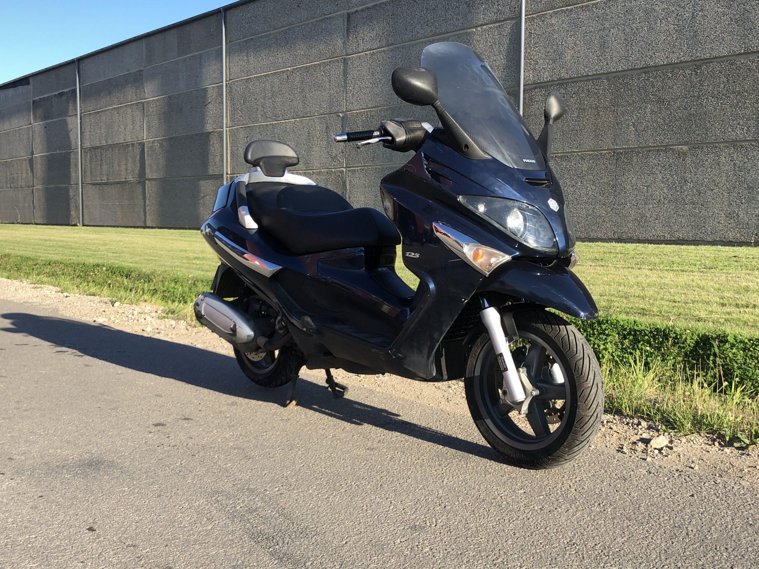 Piaggio Xevo 125 cc 2010.g