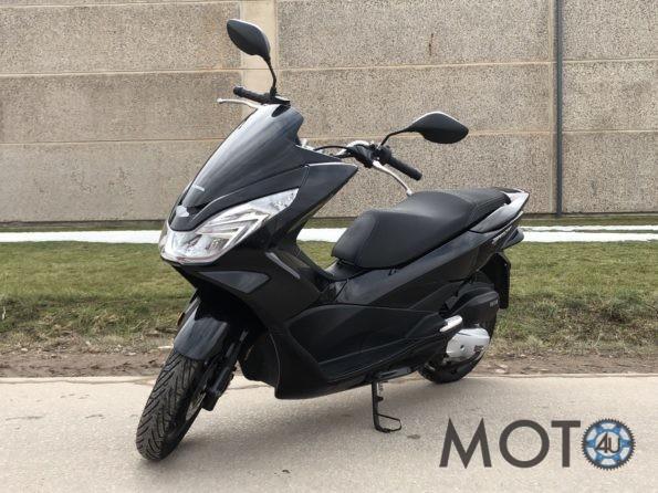 Honda PCX 125 2016.g