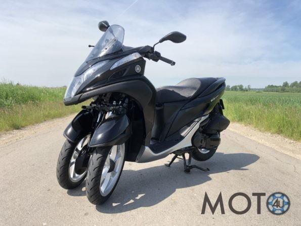Yamaha Tricity 125 2016.g